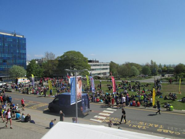 SBOC Hosts the JK 2014, Swansea University was the venue for the sprint